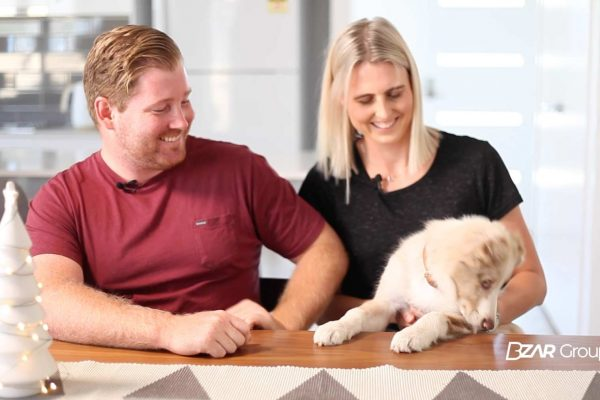 Happy home owners – Client testimonial from Matt & Hannah